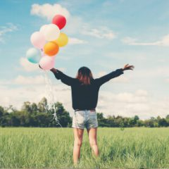 לחיות את החיים כרגיל